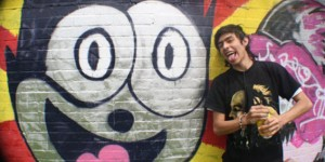 Diego Felipe Becerra was shot in the back by Bogotá police in August 2011 for painting graffiti in a Bogotá street.