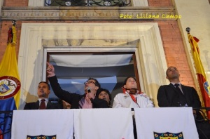 (Photo: Liliana Campo) Bogotá Mayor Gustavo Petro has used the courts and populist appeals to prevent his removal as mayor since a controversial ruling in early December that he be fired and banned from public office for 15 years.